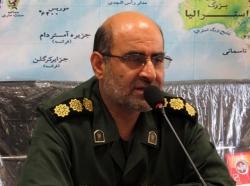 پیام تسلیت فرمانده ناحیه مقاومت بسیج گچساران در پی سانحهی سقوط هواپیمای تهران-یاسوج