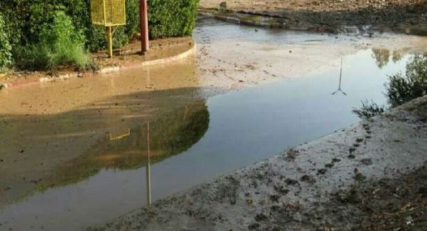 بارندگی ۸۰۰ میلیارد ریال به شهر دوگنبدان خسارت زد